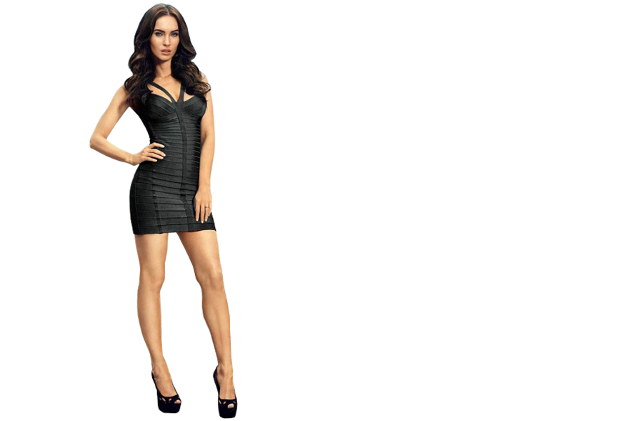 Megan Fox File PNG Image