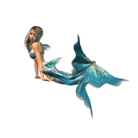 Mermaid Png Clipart PNG Image