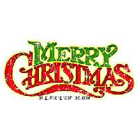 Merry Christmas Text Download Png PNG Image