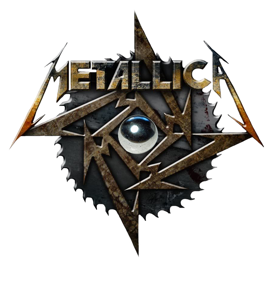 Metallica Clipart PNG Image