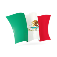 Mexico Flag Transparent PNG Image