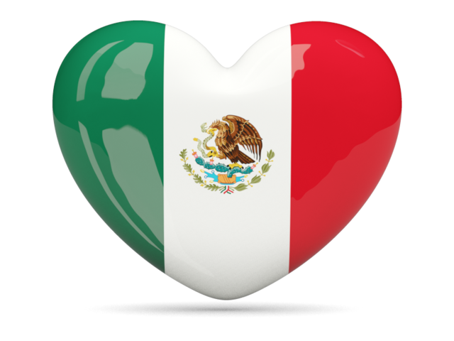 Mexico Flag Png Clipart PNG Image