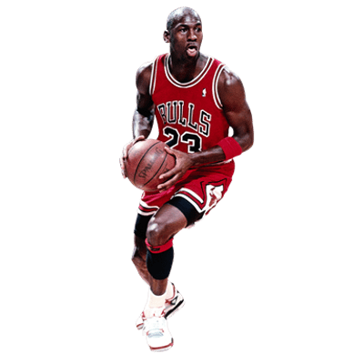 Michael Jordan Transparent Background PNG Image