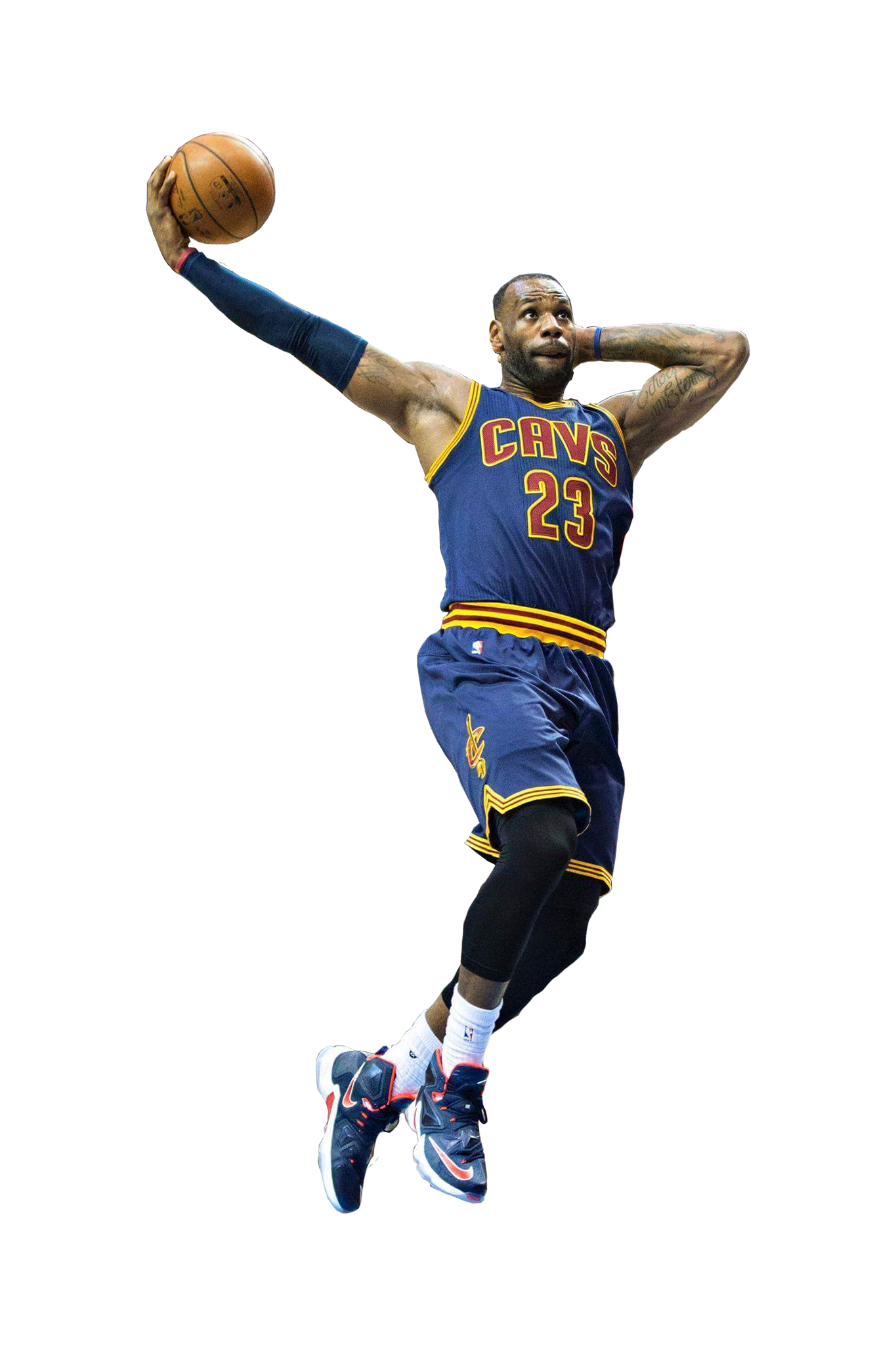 Playoffs Cavaliers Sports Joint Cleveland Nba Uniform PNG Image