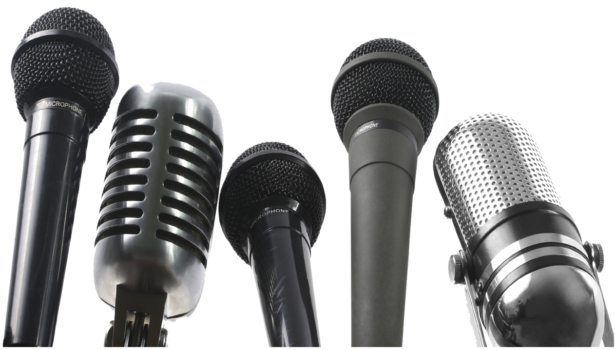 Microphone High-Quality Png PNG Image