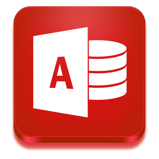 Ms Access File PNG Image