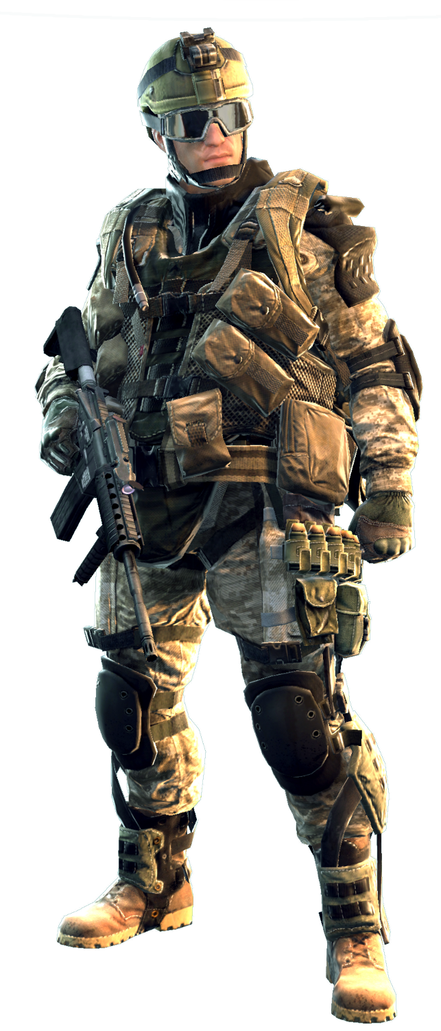 Wiki Army Person Game Video Warface Military PNG Image