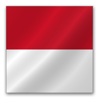 Monaco Flag Png PNG Image