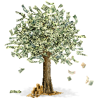 Money Tree Png Image PNG Image