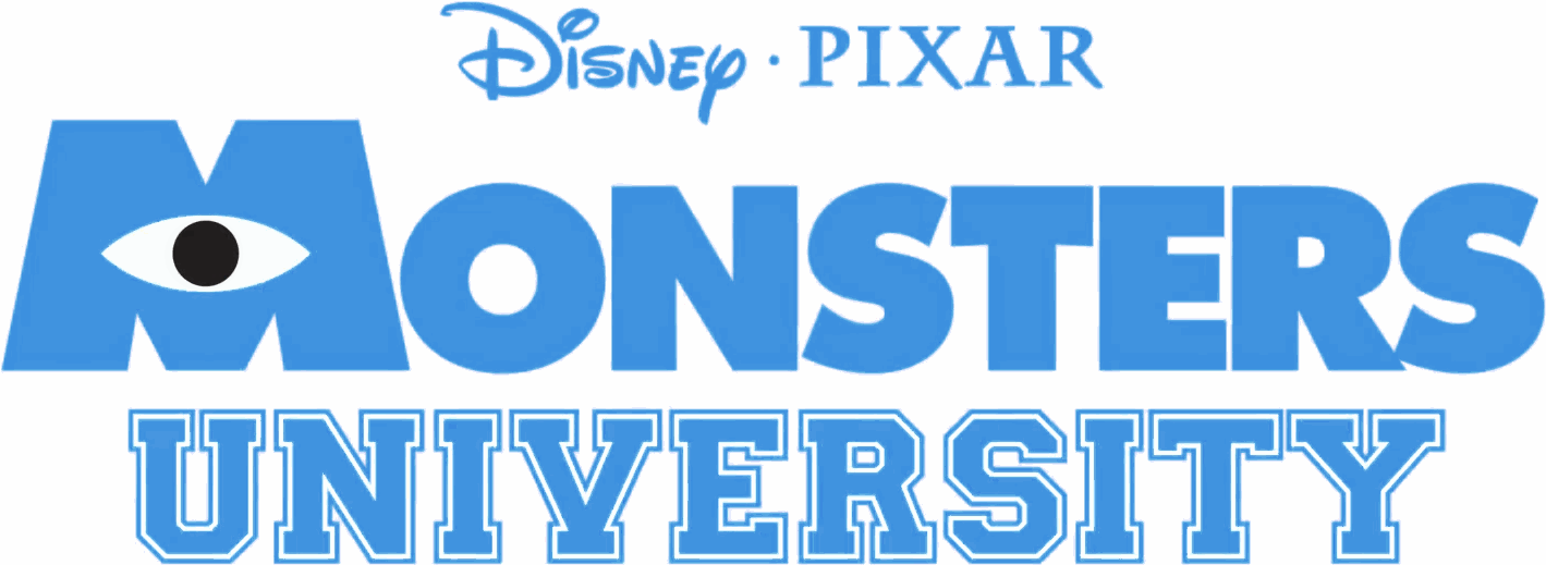Monsters University File PNG Image