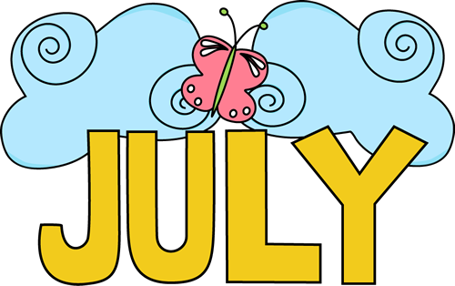 July Picture Free Clipart HD PNG Image