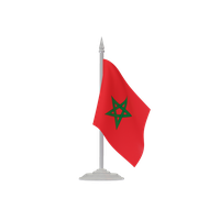 Morocco Flag Free Download Png PNG Image
