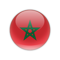 Morocco Flag Download Png PNG Image