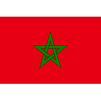 Morocco Flag Picture PNG Image