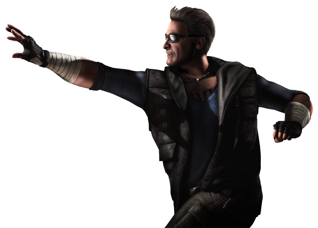 Mortal Kombat Johnny Cage Transparent Image PNG Image