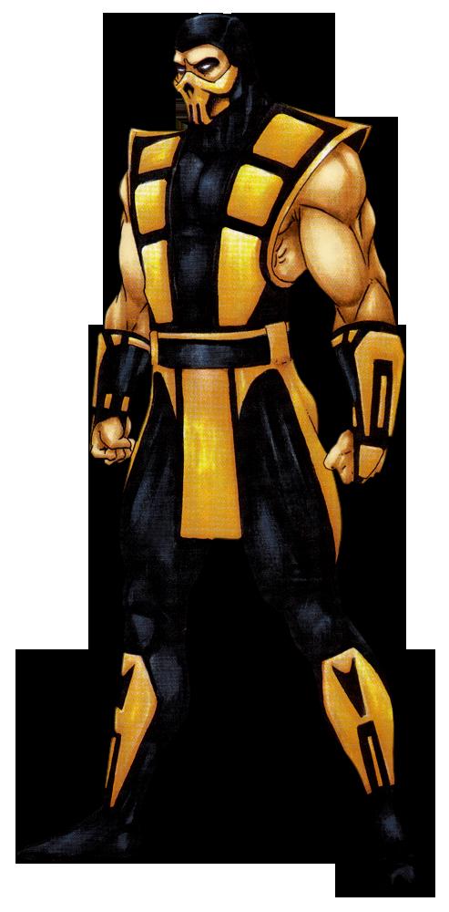 Download Mortal Kombat Scorpion Photos Hq Png Image Freepngimg