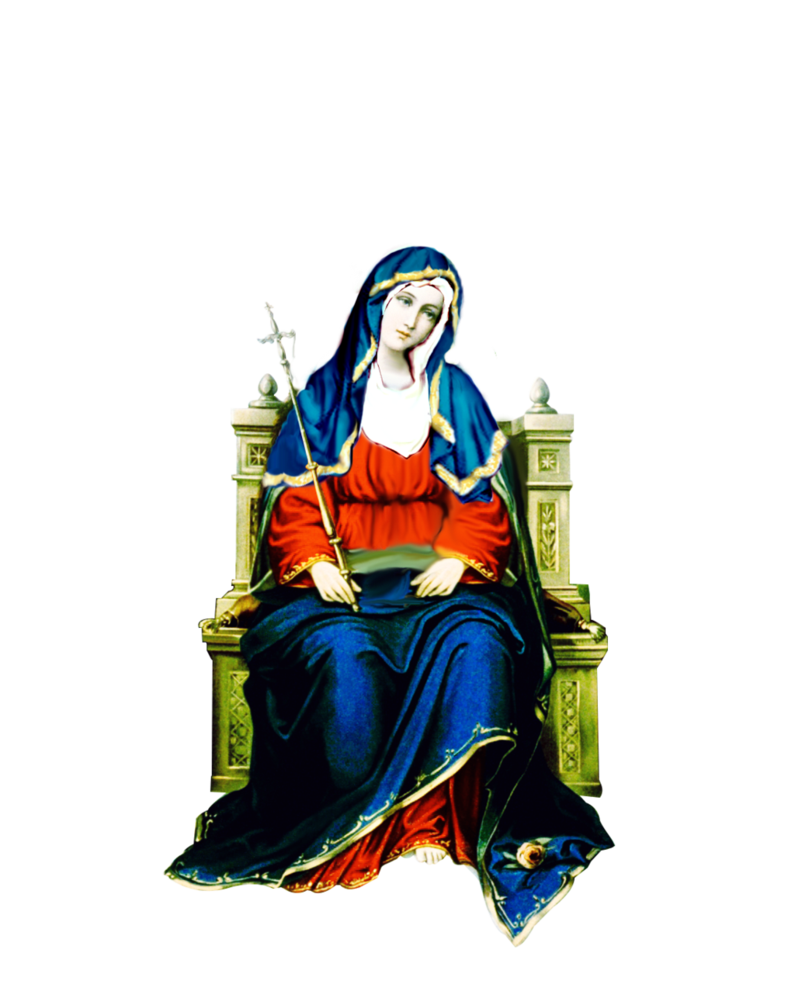St. Mary High-Quality Png PNG Image