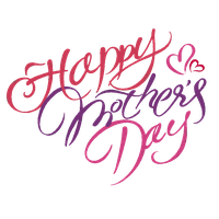 Mothers Day Transparent PNG Image