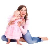 Mother Transparent PNG Image