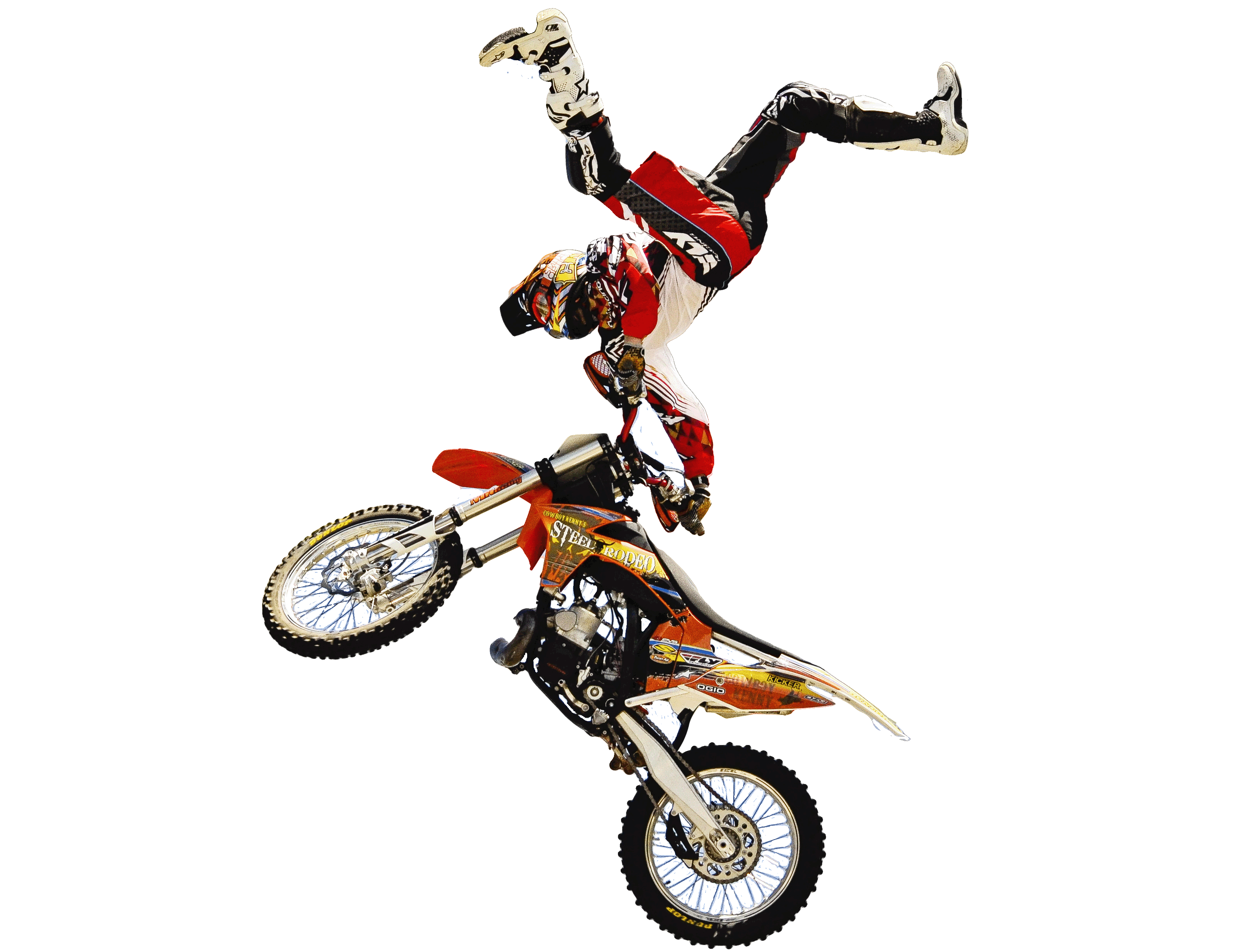 Motocross Transparent PNG Image