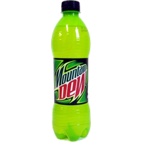 Mountain Dew Transparent Image PNG Image