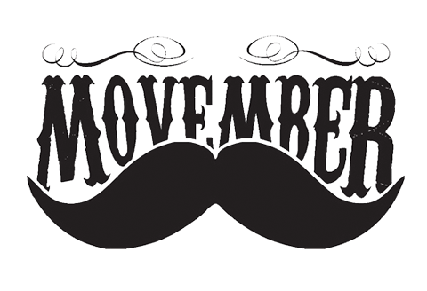 No Shave Movember Day Mustache Free Download Png PNG Image
