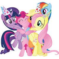 My Little Pony Png File PNG Image