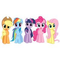 My Little Pony Png Clipart PNG Image