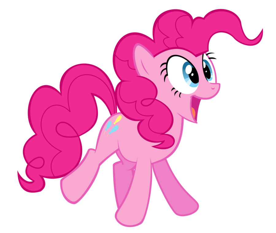 Anthro EQG Pinkie Pie Vector by icantunloveyou on DeviantArt