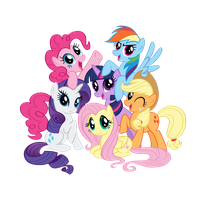 My Little Pony PNG Image