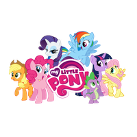 My Little Pony Transparent Background PNG Image