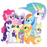 My Little Pony Free Download Png PNG Image