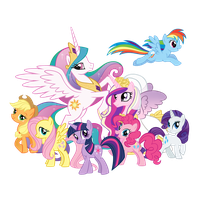 My Little Pony Png Picture PNG Image
