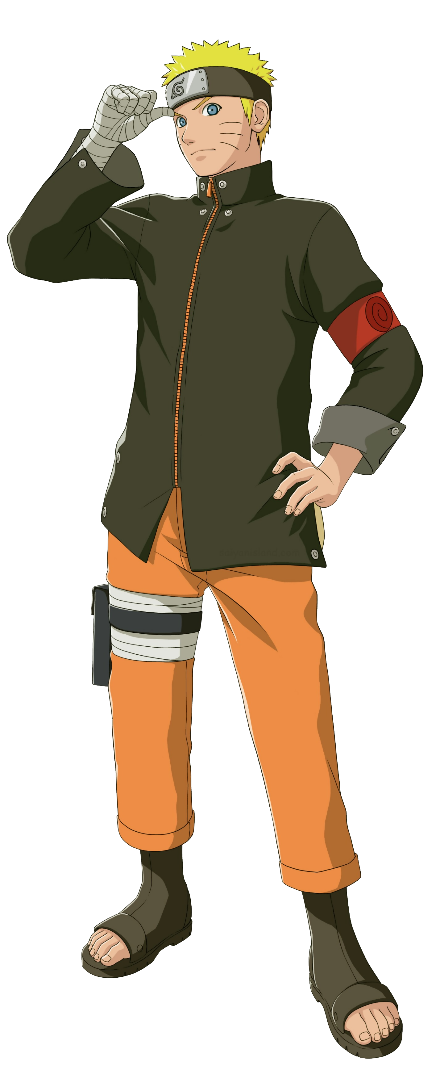 Naruto The Last Image PNG Image