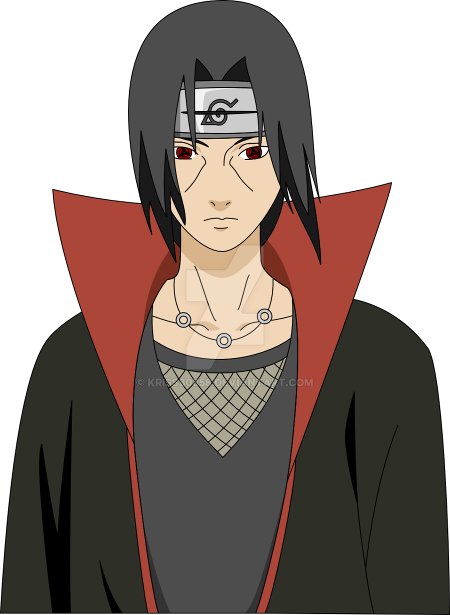 Download Itachi Uchiha Transparent Hq Png Image Freepngimg