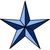 Nautical Star Tattoos Png Pic PNG Image