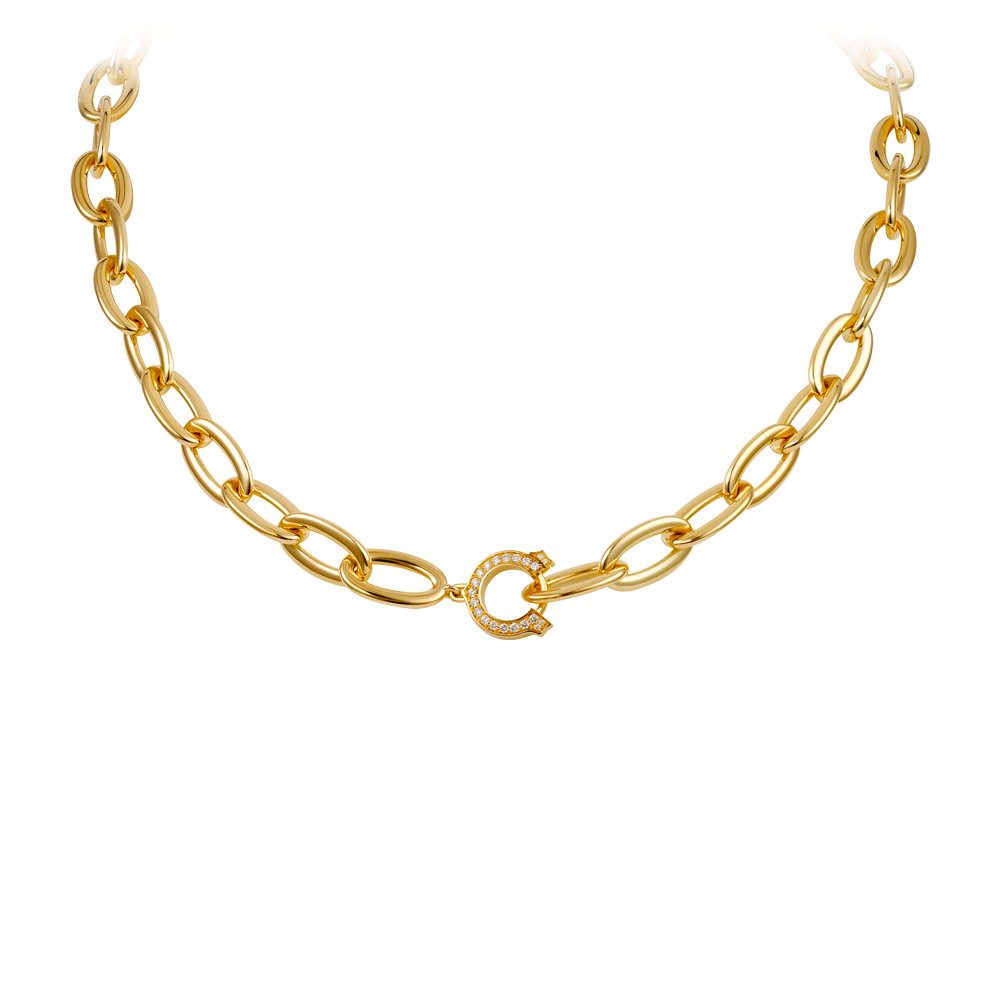 Cde Cartier Necklace PNG Image