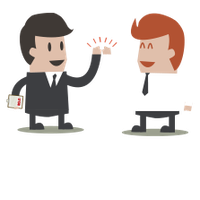 Negotiation Png Clipart PNG Image
