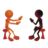 Negotiation Picture PNG Image