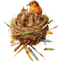 Nest Png File PNG Image