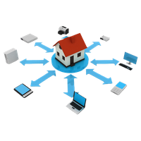 Similar Networking PNG Image