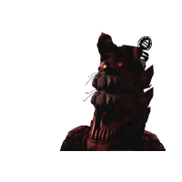 Nightmare Foxy Free Download Png PNG Image