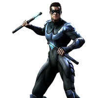 Nightwing Transparent Image PNG Image