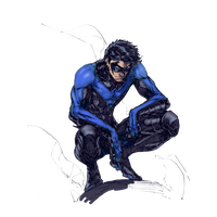 Nightwing File PNG Image