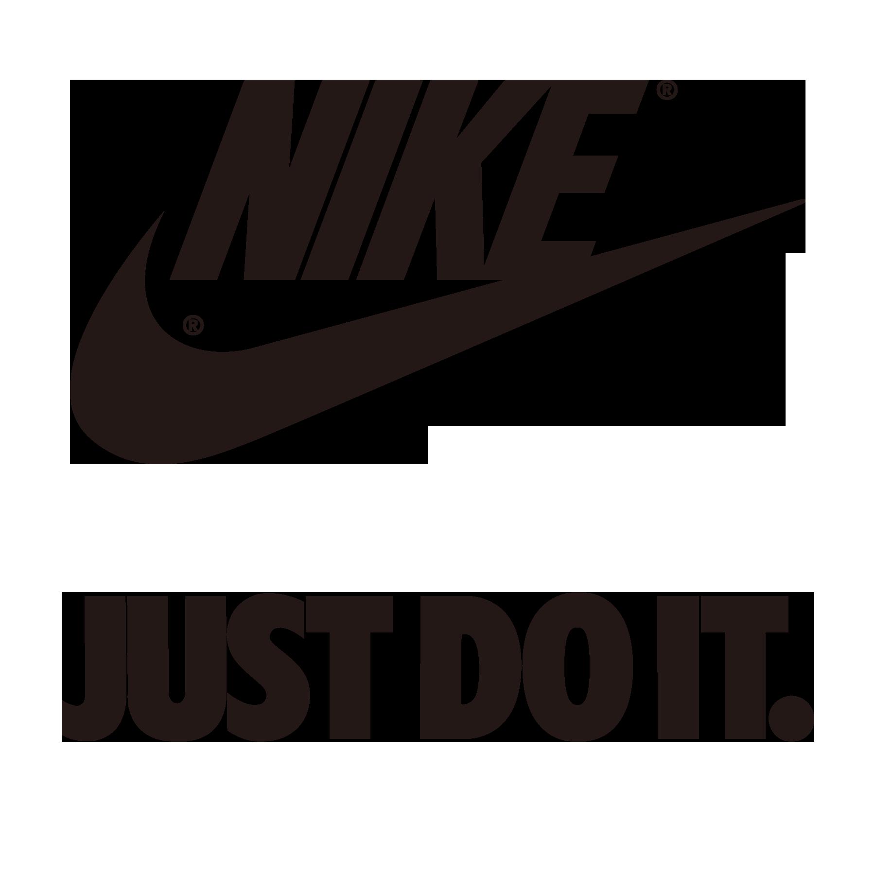 30+ Ide White Design Nike Logo Png