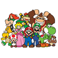 Nintendo Photos PNG Image