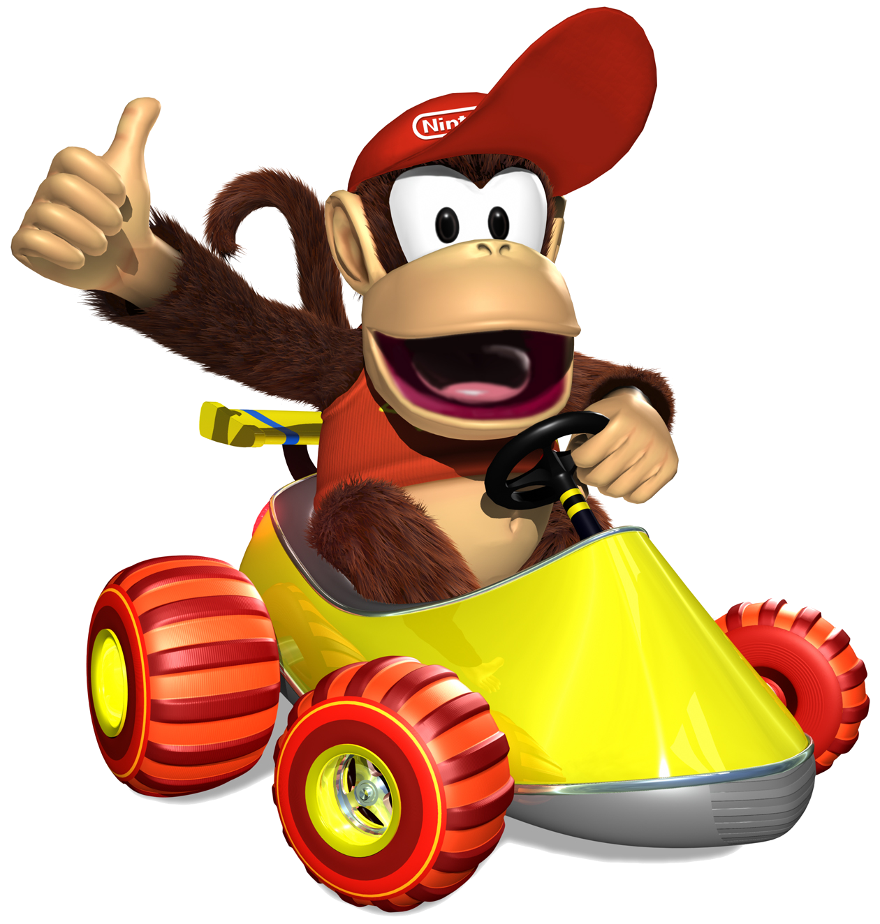 Download Toy Kart Wii Kong Mario Diddy Racing Hq Png Image