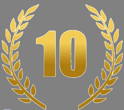 Download 10 Number Png HQ PNG Image   FreePNGImg