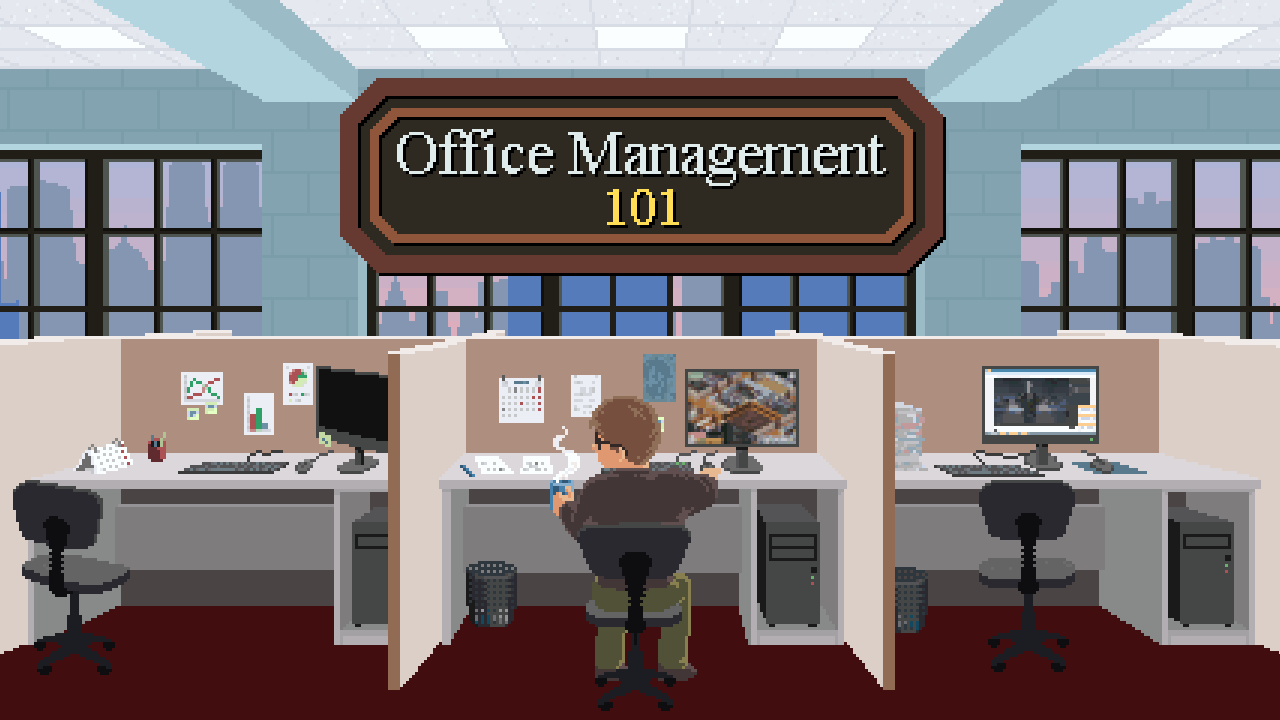 Office Management Png Picture PNG Image