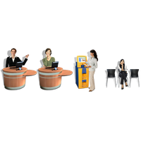 Office Management Png File PNG Image